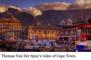 Thomasvanderspuy's video of Cape Town